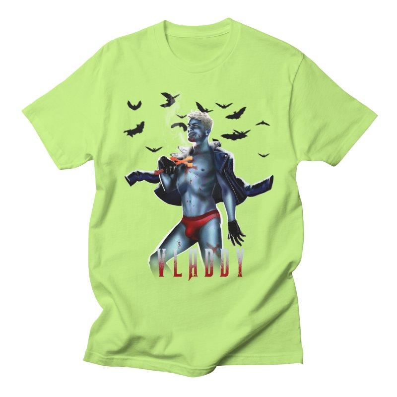 Vladdy Men's Regular T-Shirt by stephendraws's Artist Shop