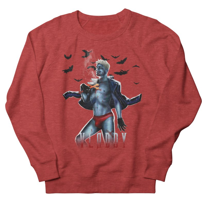 Vladdy Men's French Terry Sweatshirt by stephendraws's Artist Shop