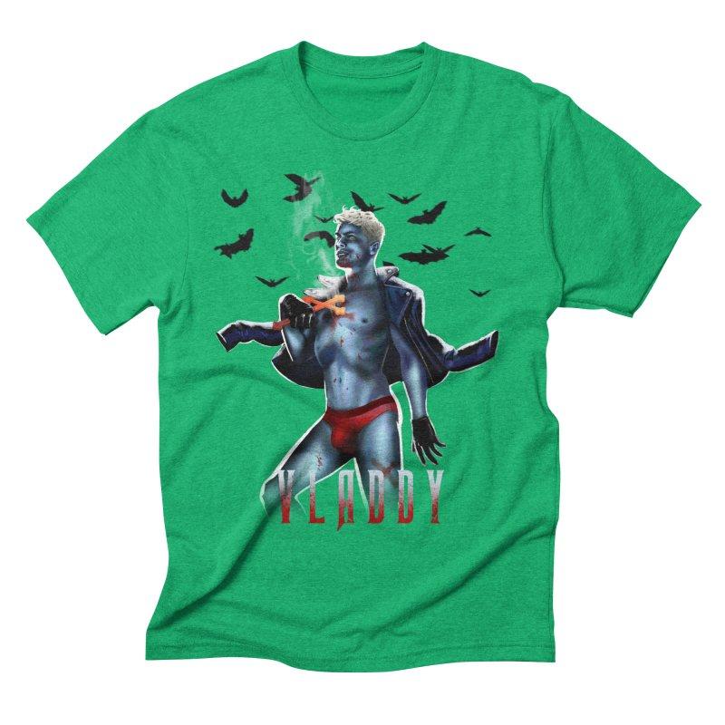 Vladdy Men's Triblend T-Shirt by Stephen Draws's Artist Shop