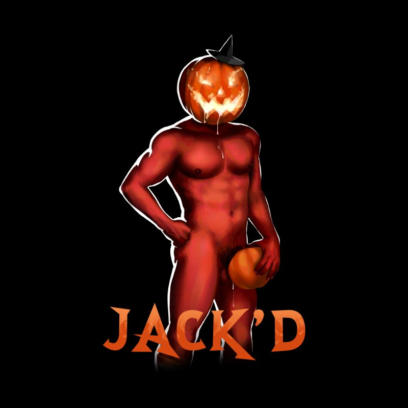 Jack'd The Headless Jock by Stephen Draws's Artist Shop