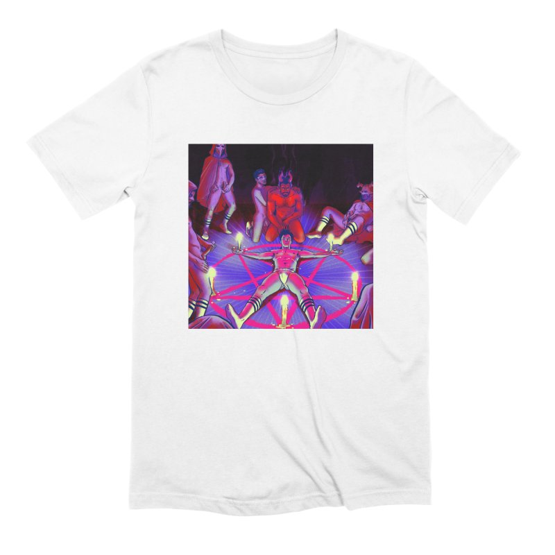 I JOINED A CULT Men's Extra Soft T-Shirt by Stephen Draws's Artist Shop