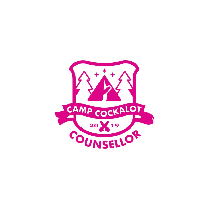 CAMP COCKALOT COUNSELLOR by Stephen Draws's Artist Shop