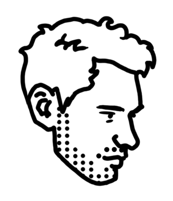 Stephen Draws's Artist Shop Logo