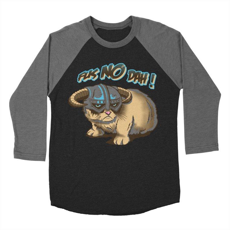 Dovahkat Women's Baseball Triblend T-Shirt by Stephen Hartman Illustration Shop