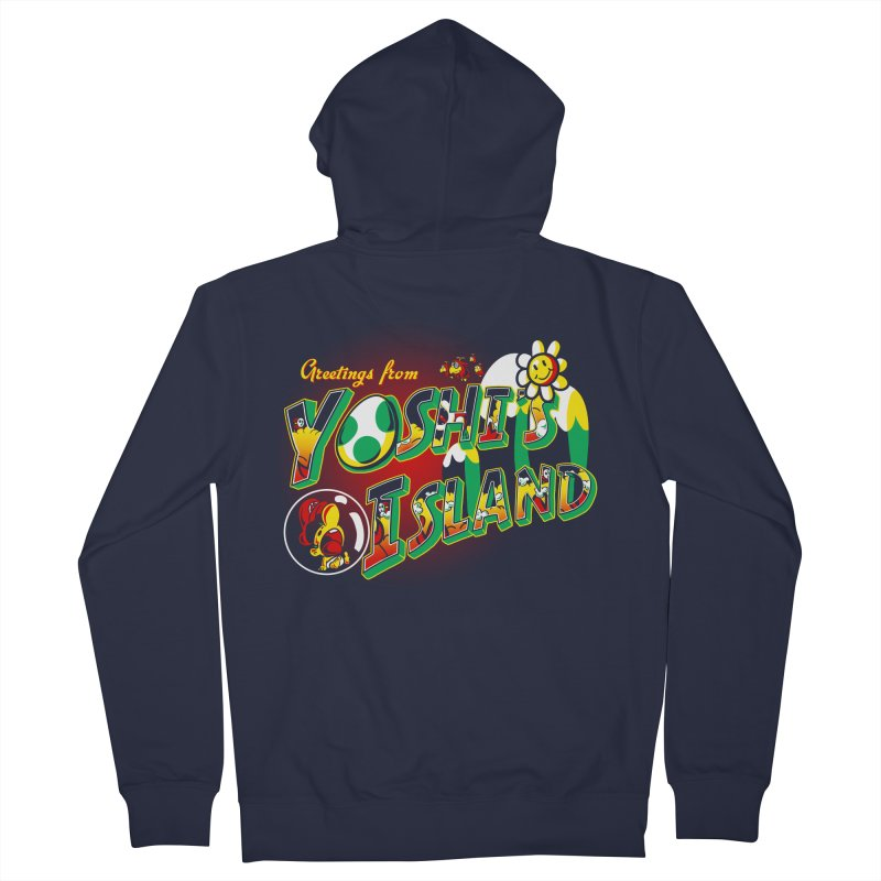 Plumber Paradise Women's Zip-Up Hoody by Stephen Hartman Illustration Shop