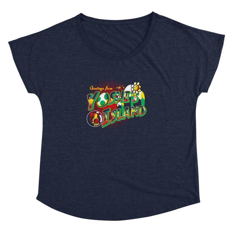 Plumber Paradise Women's Dolman by Stephen Hartman Illustration Shop
