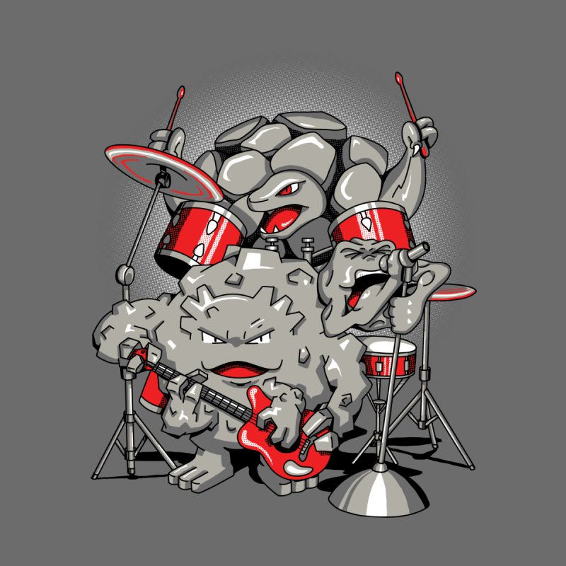Rock & Roll by Stephen Hartman Illustration Shop