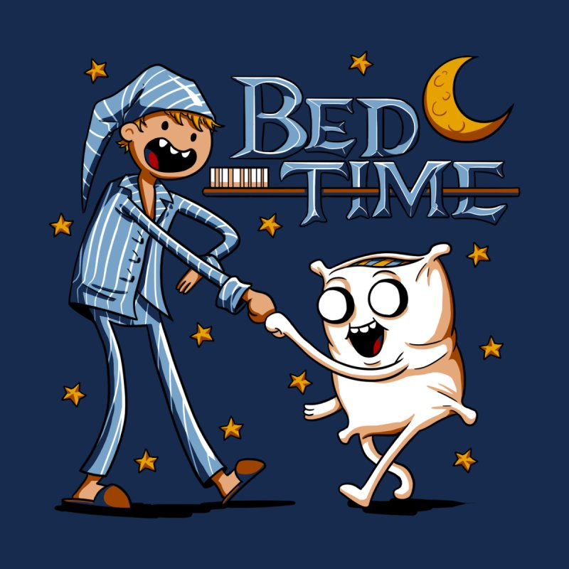Bed Time None  by Stephen Hartman Illustration Shop