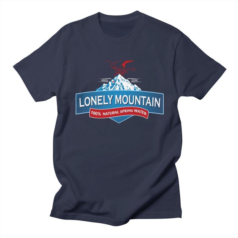 An Unexpected Beverage Men's T-shirt by Stephen Hartman Illustration Shop