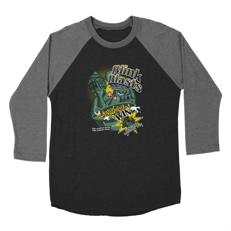 Blink Blasts Women's Longsleeve T-Shirt by Stephen Hartman Illustration Shop