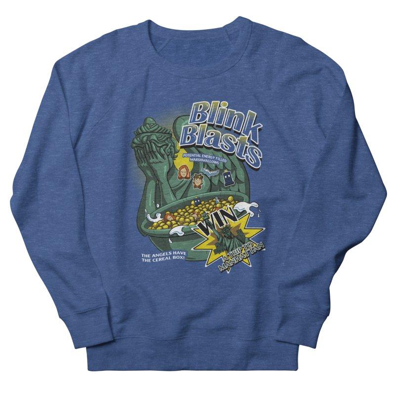Blink Blasts Women's Sweatshirt by Stephen Hartman Illustration Shop