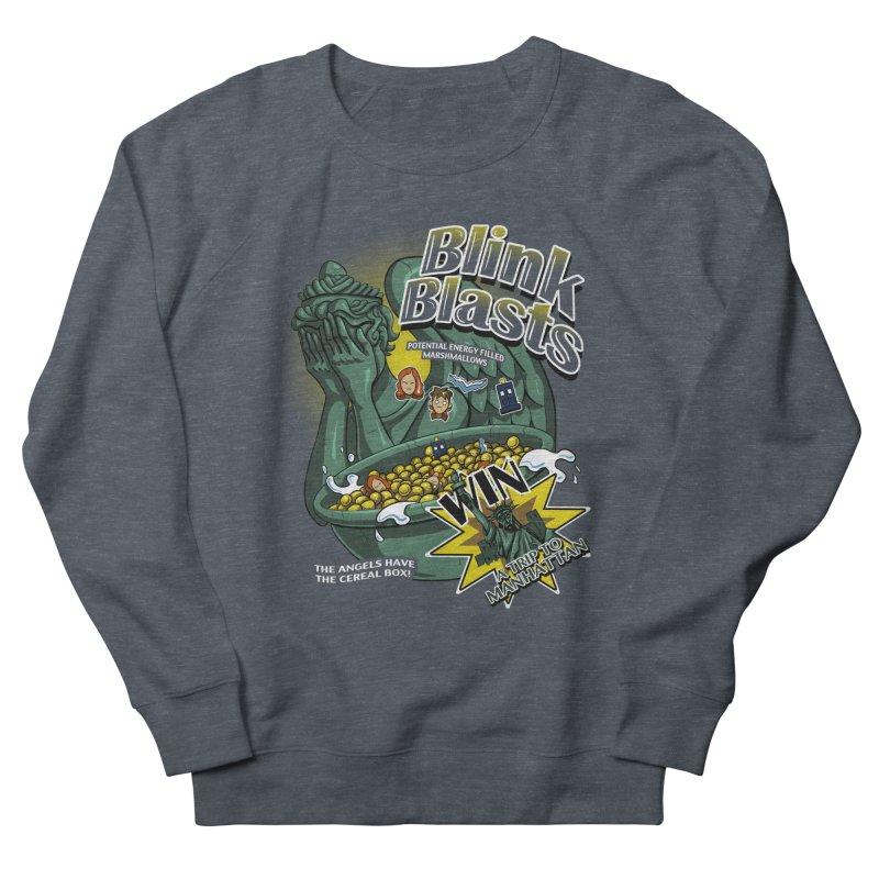 Blink Blasts Men's Sweatshirt by Stephen Hartman Illustration Shop