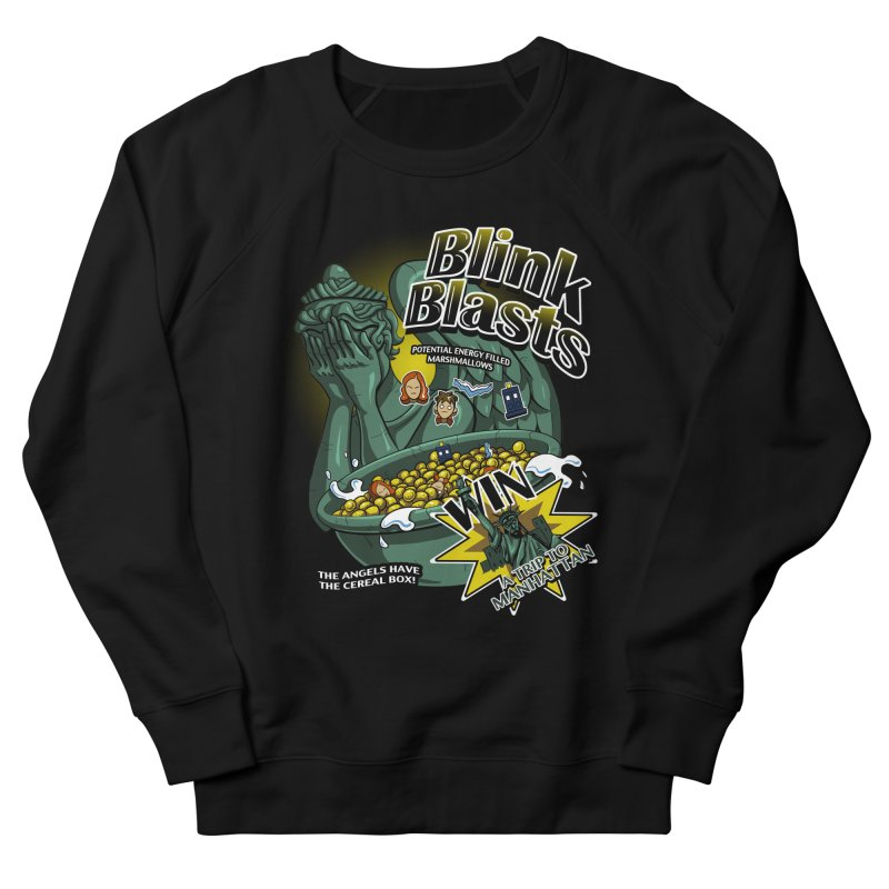 Blink Blasts Men's Sweatshirt by Stephen Hartman Illustration Shop
