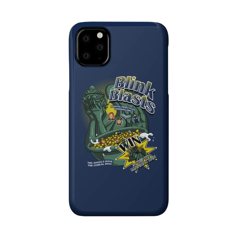 Blink Blasts Accessories Phone Case by Stephen Hartman Illustration Shop