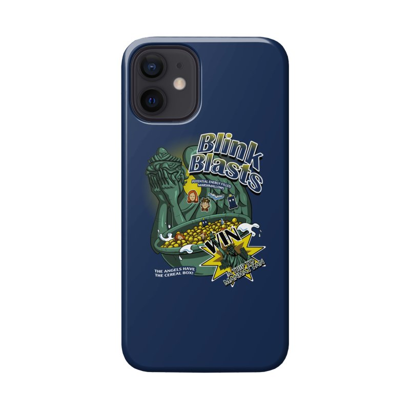 Blink Blasts Accessories Phone Case by Stephen Hartman Illustration Shop