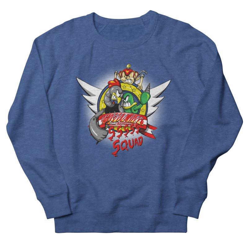 Hedgehog Hunters Men's Sweatshirt by Stephen Hartman Illustration Shop