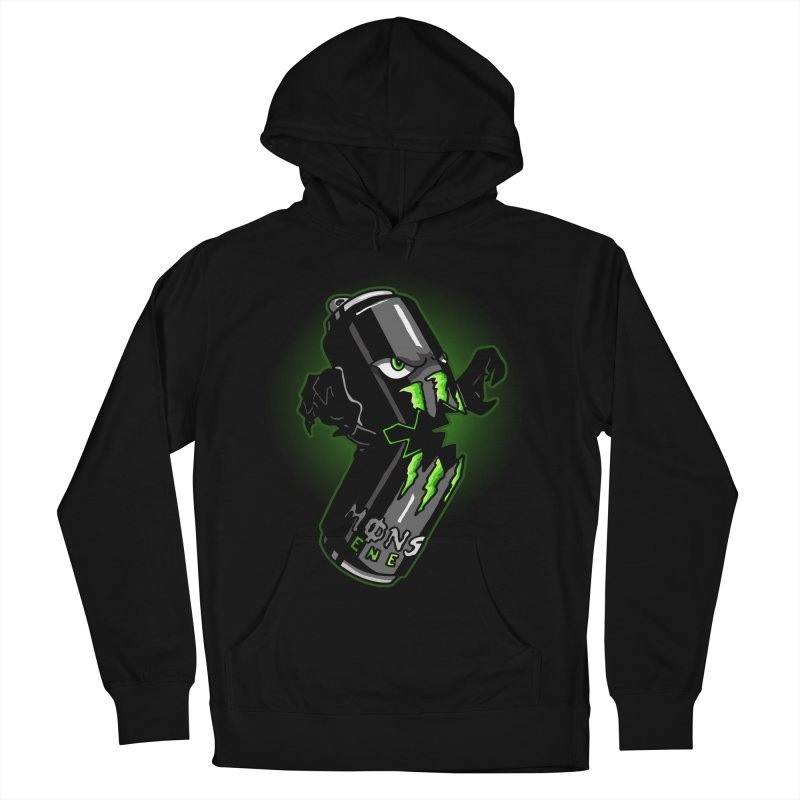 A Monster Men's Pullover Hoody by Stephen Hartman Illustration Shop