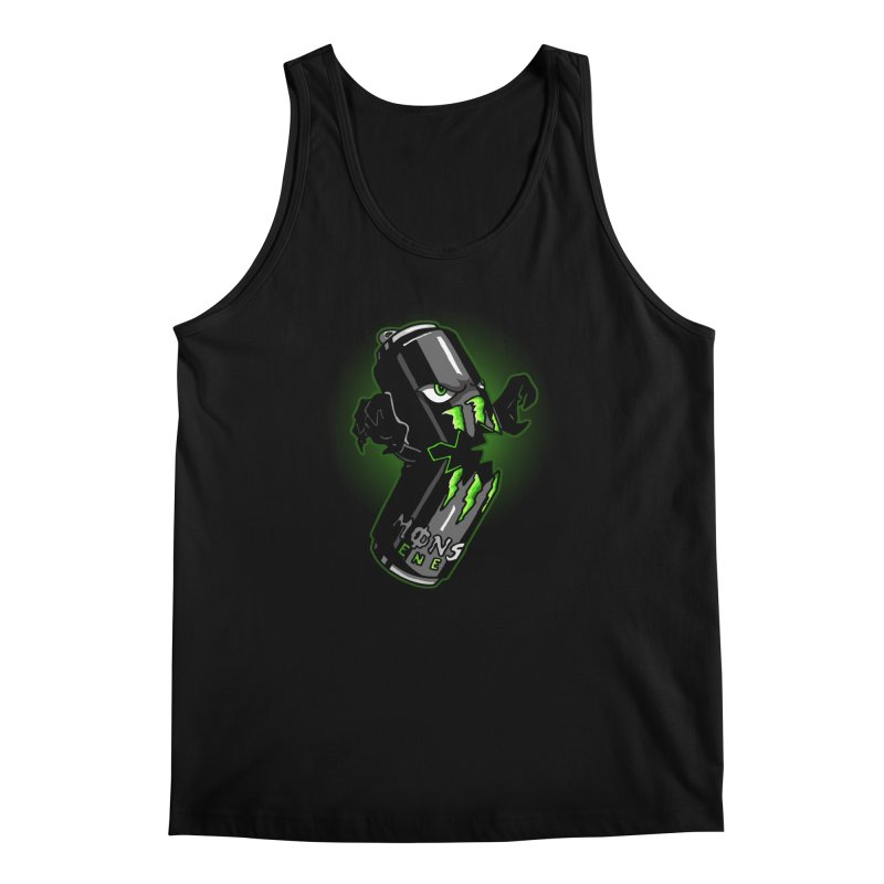 A Monster Men's Tank by Stephen Hartman Illustration Shop
