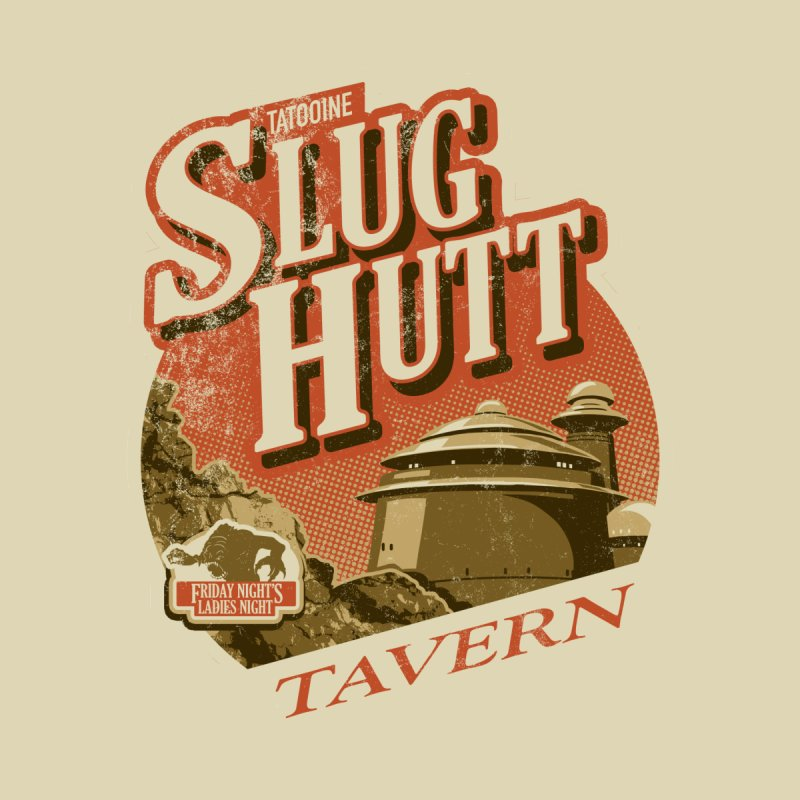 Slug Hutt Men's Tank by Stephen Hartman Illustration Shop