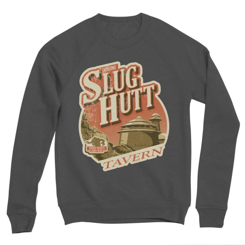 Slug Hutt Women's Sponge Fleece Sweatshirt by Stephen Hartman Illustration Shop
