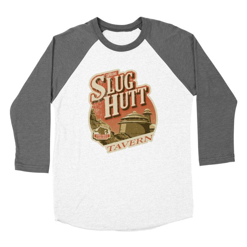 Slug Hutt Women's Longsleeve T-Shirt by Stephen Hartman Illustration Shop