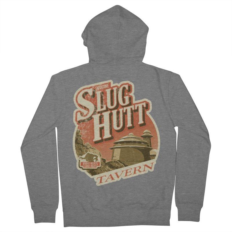 Slug Hutt Women's Zip-Up Hoody by Stephen Hartman Illustration Shop