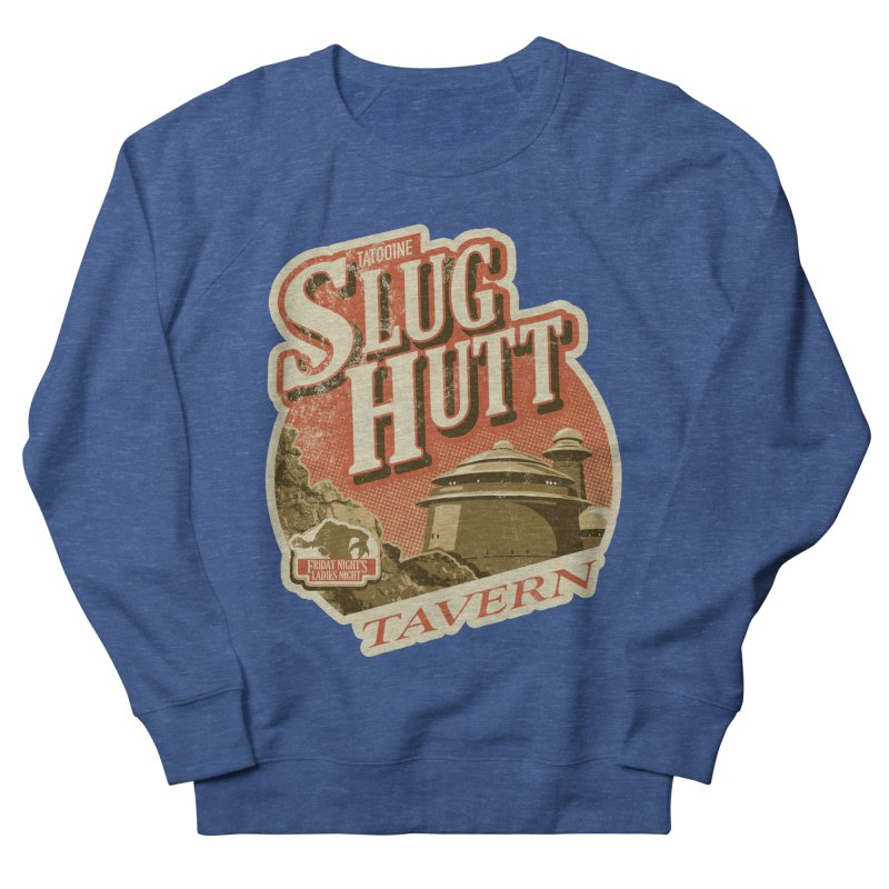 Slug Hutt Men's Sweatshirt by Stephen Hartman Illustration Shop