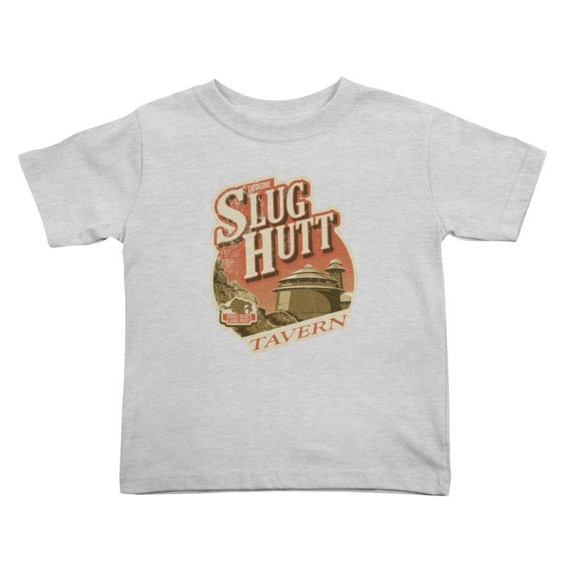 Slug Hutt Kids Toddler T-Shirt by Stephen Hartman Illustration Shop