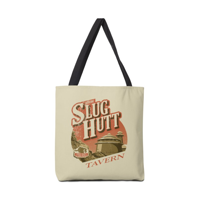 Slug Hutt Accessories Tote Bag Bag by Stephen Hartman Illustration Shop