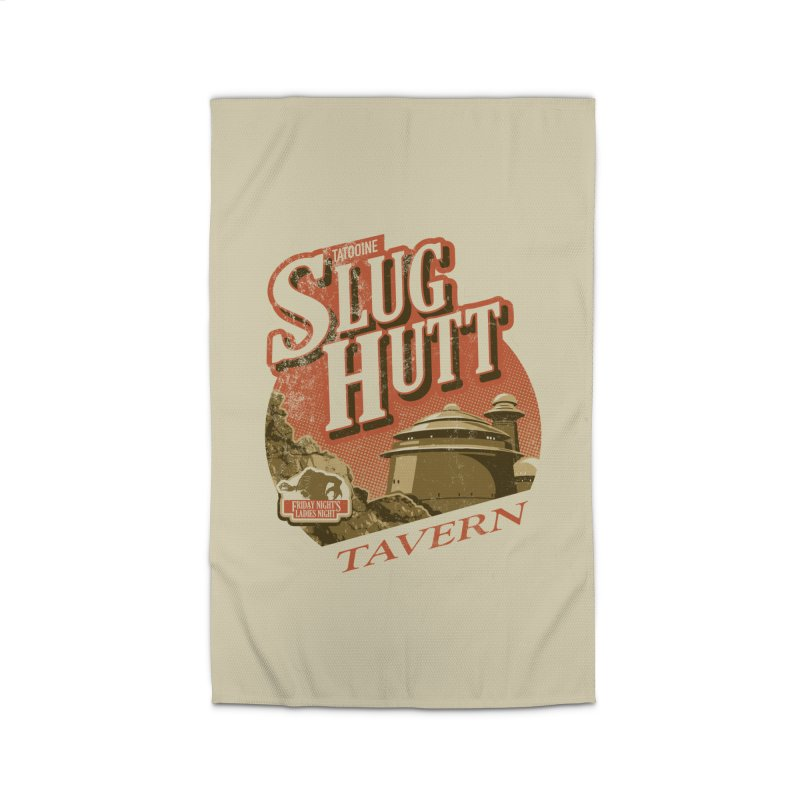 Slug Hutt Home Rug by Stephen Hartman Illustration Shop