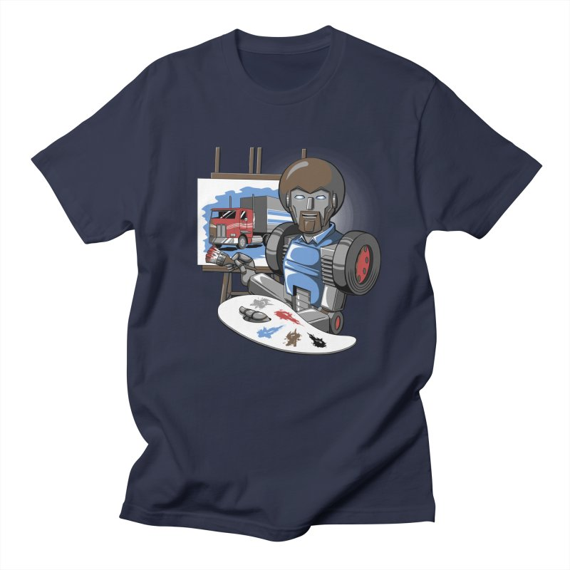 Auto-BOBs Men's T-Shirt by Stephen Hartman Illustration Shop