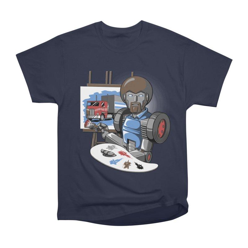 Auto-BOBs Men's Heavyweight T-Shirt by Stephen Hartman Illustration Shop