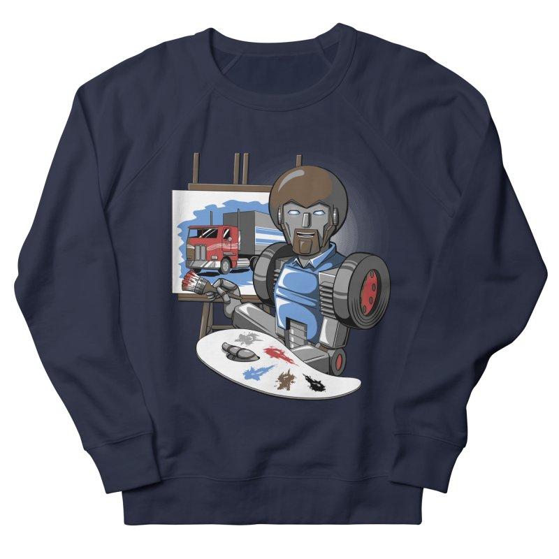 Auto-BOBs Women's French Terry Sweatshirt by Stephen Hartman Illustration Shop