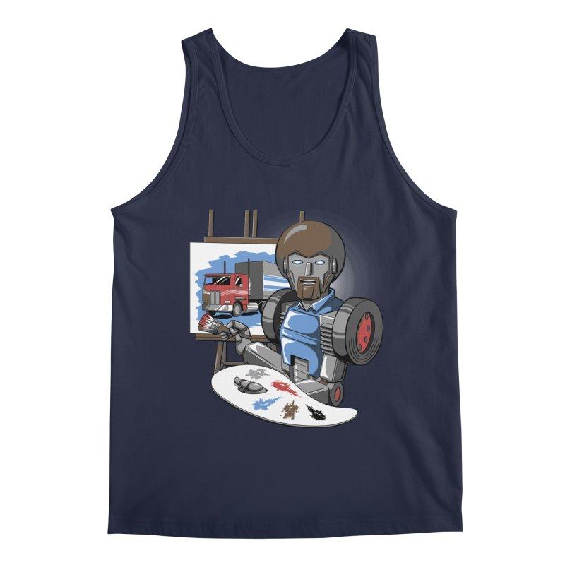 Auto-BOBs Men's Tank by Stephen Hartman Illustration Shop