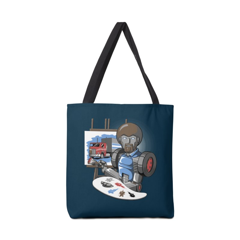 Auto-BOBs Accessories Tote Bag Bag by Stephen Hartman Illustration Shop