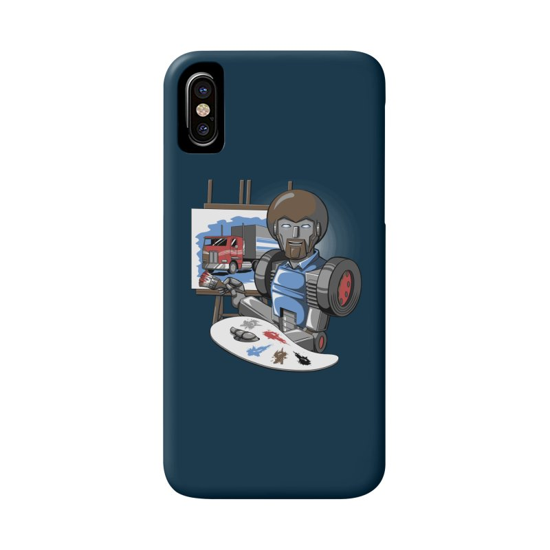 Auto-BOBs Accessories Phone Case by Stephen Hartman Illustration Shop