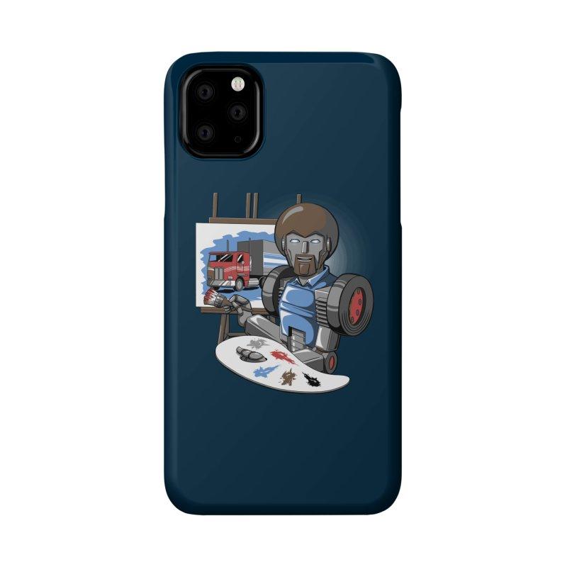 Auto-BOBs Accessories Phone Case by Stephen Hartman Illustration Shop