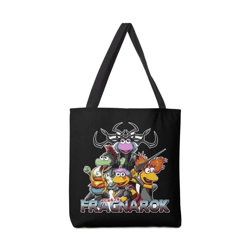 Fragnarok Accessories Tote Bag Bag by Stephen Hartman Illustration Shop