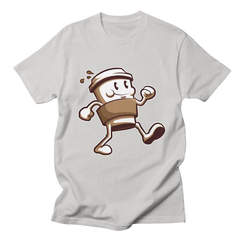 Joe on the Go Men's T-Shirt by Stephen Hartman Illustration Shop