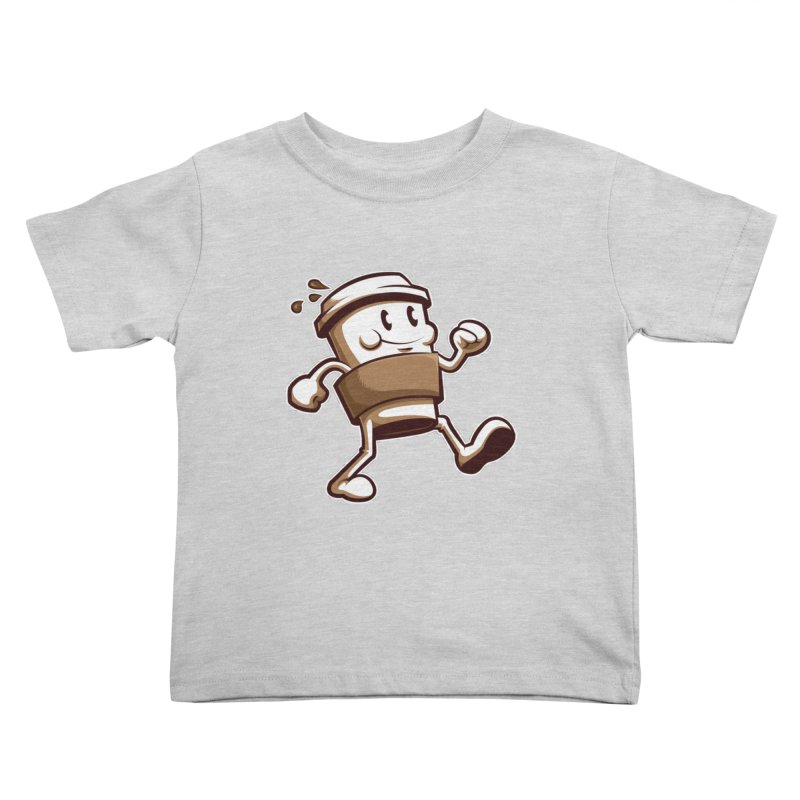 Joe on the Go Kids Toddler T-Shirt by Stephen Hartman Illustration Shop
