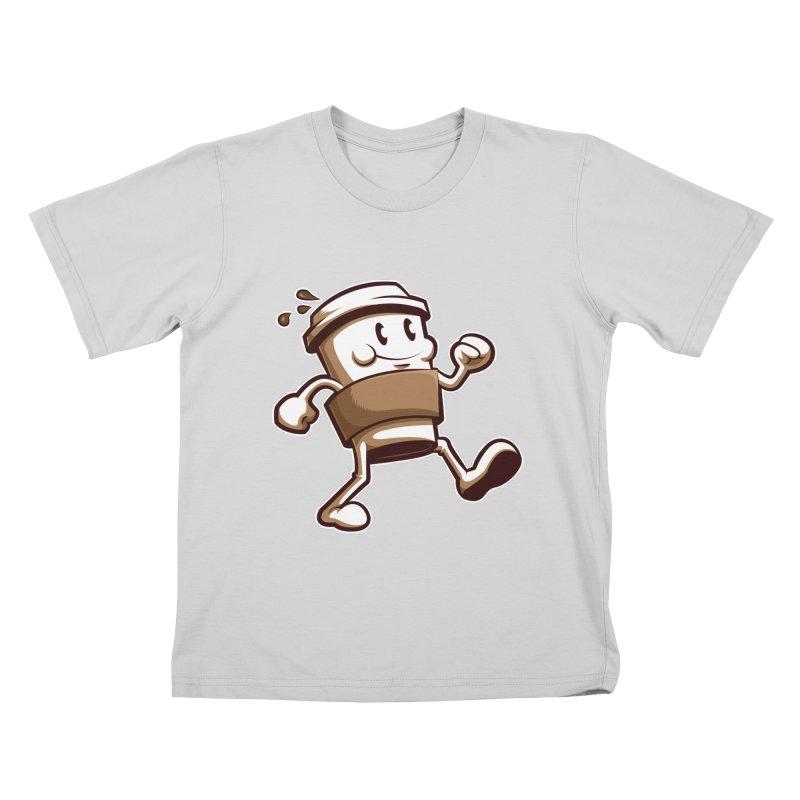 Joe on the Go Kids T-Shirt by Stephen Hartman Illustration Shop