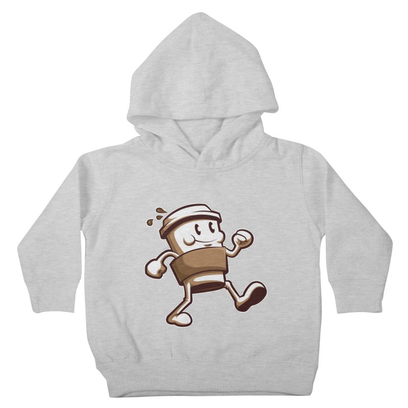 Joe on the Go Kids Toddler Pullover Hoody by Stephen Hartman Illustration Shop