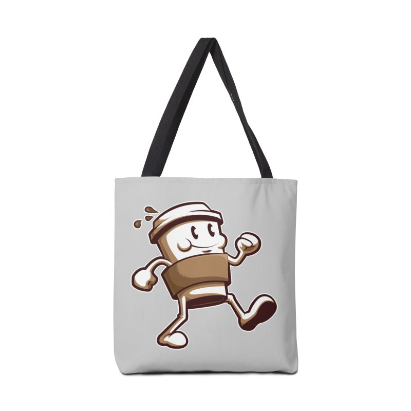 Joe on the Go Accessories Tote Bag Bag by Stephen Hartman Illustration Shop