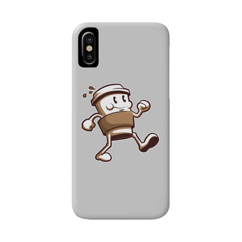 Joe on the Go Accessories Phone Case by Stephen Hartman Illustration Shop