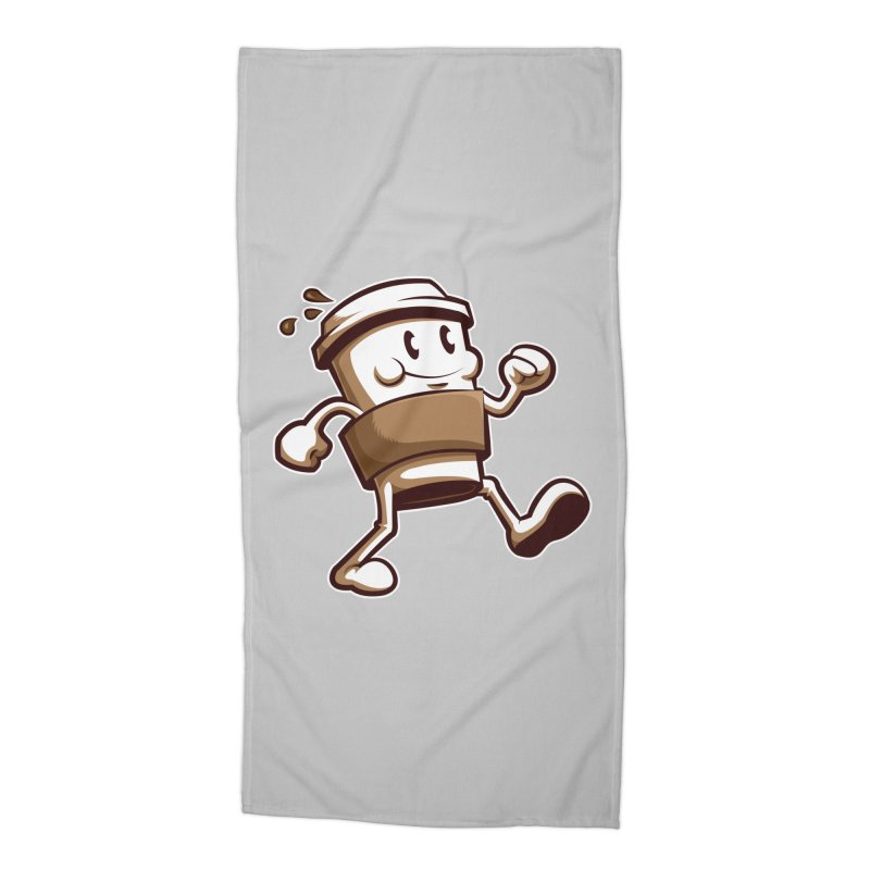 Joe on the Go Accessories Beach Towel by Stephen Hartman Illustration Shop