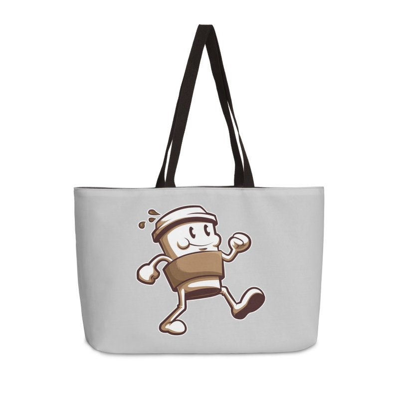 Joe on the Go Accessories Weekender Bag Bag by Stephen Hartman Illustration Shop