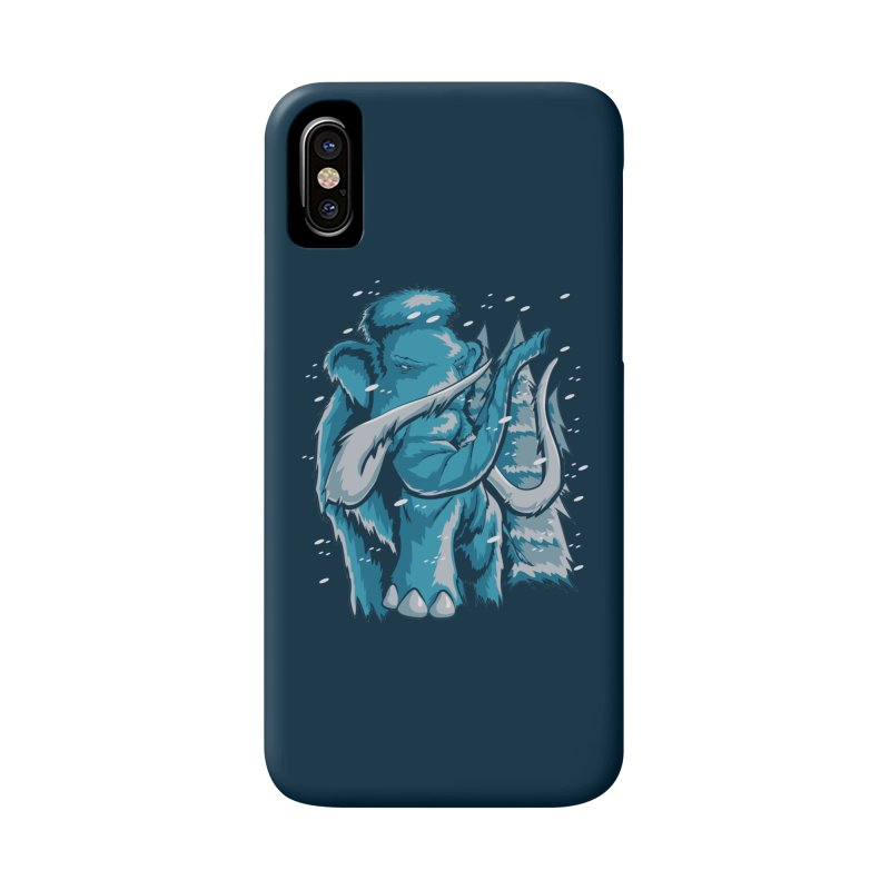 Arctic Giant Accessories Phone Case by Stephen Hartman Illustration Shop