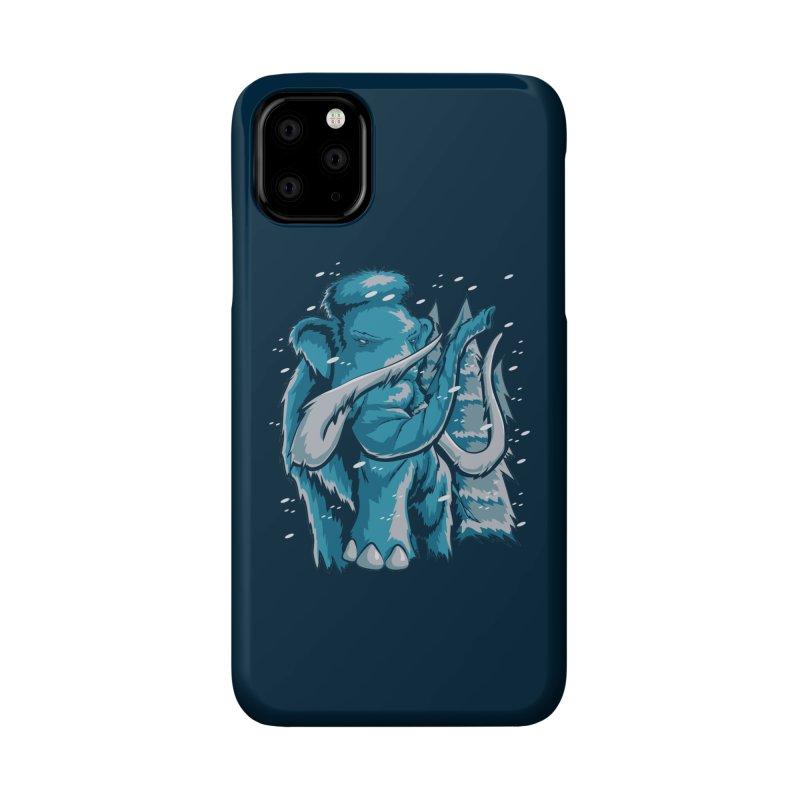 Arctic Giant Accessories Phone Case by Stephen Hartman Illustration Shop