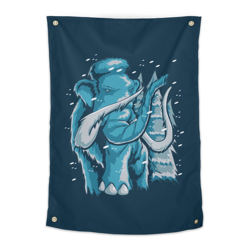 Arctic Giant Home Tapestry by Stephen Hartman Illustration Shop