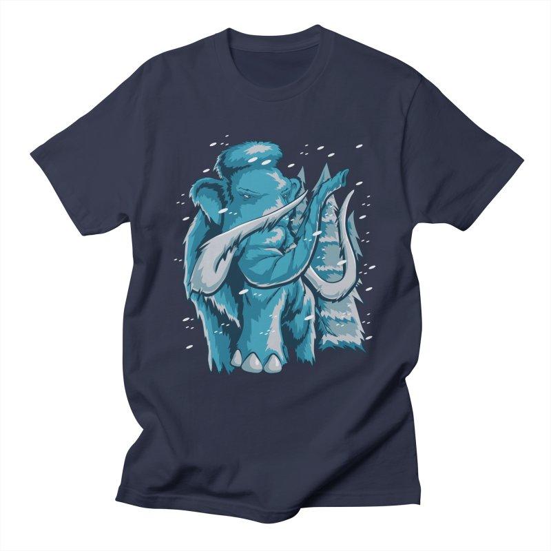 Arctic Giant Men's T-Shirt by Stephen Hartman Illustration Shop